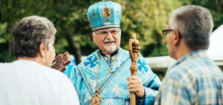 Bishop Andriy Rabiy Apostolic Administrator of the Ukrainian